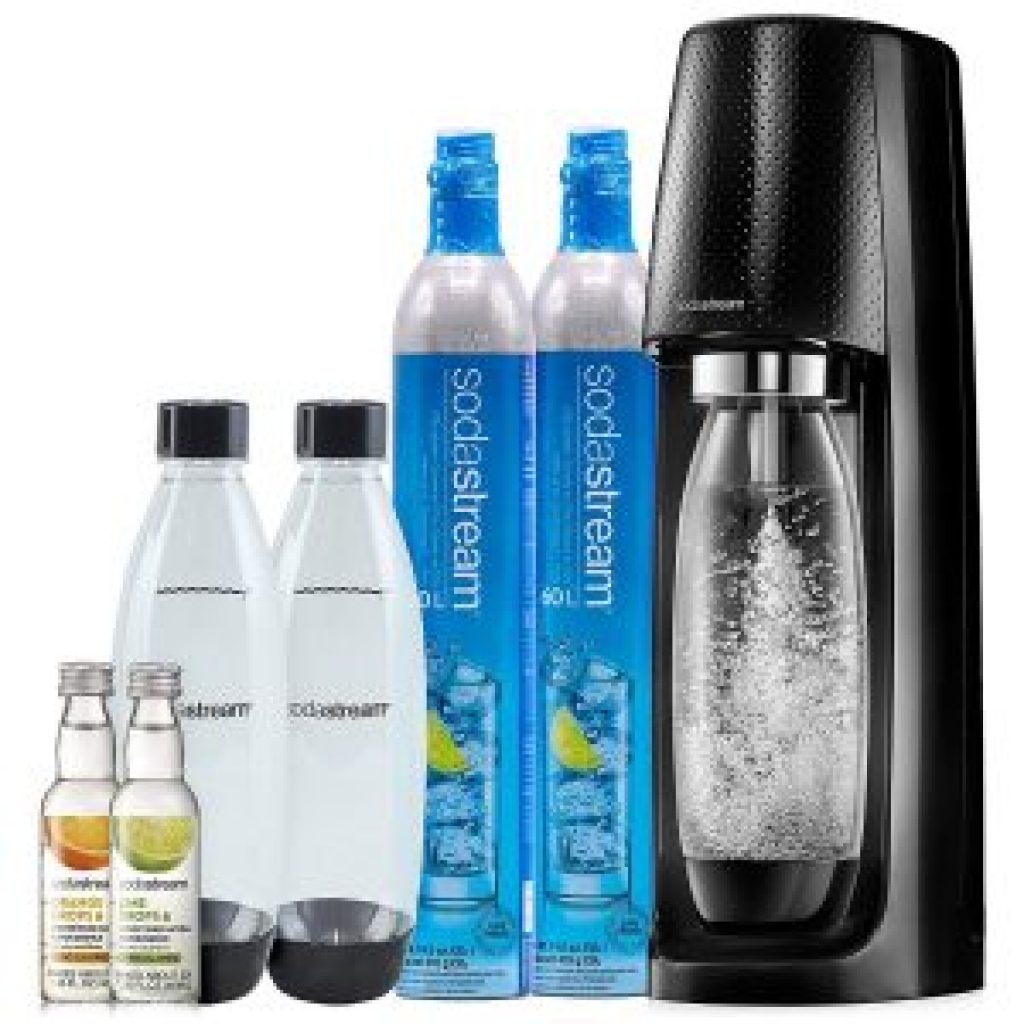 Sodastream 60 L de rechange pour bouteille de gaz eau pétillante Maker Co2 bidon